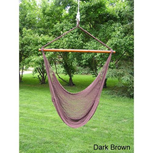 Styled Shopping Inc Deluxe Extra Large Soft Hammock Swing Chair
