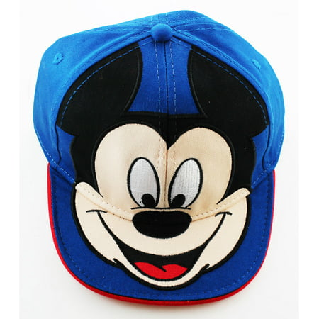 Disney Mickey Mouse Hat - Mickey Mouse Baseball Cap - Disney Hats For Adults