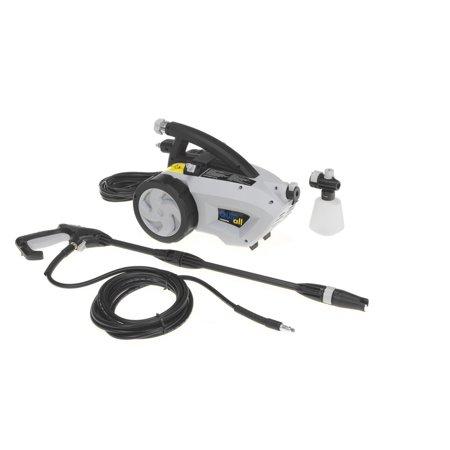 Quipall 1500epw 1500 Psi 11 Amp Electric Pressure Washer With Convenient Multi Nozzle 1 15 Gpm