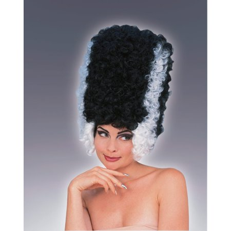 Lady Frankenstein Monster Bride Adult Costume Wig