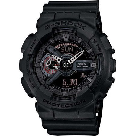 Black Casio G-Shock Ana-Digi Military Style Watch GA110MB-1A