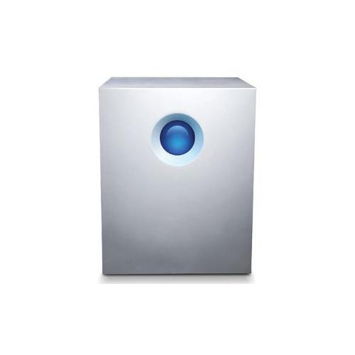 LaCie 5big NAS Pro - NAS server - 10 TB - HD 2 TB x 5 - RAID 0, 1, 5, 5 hot spar