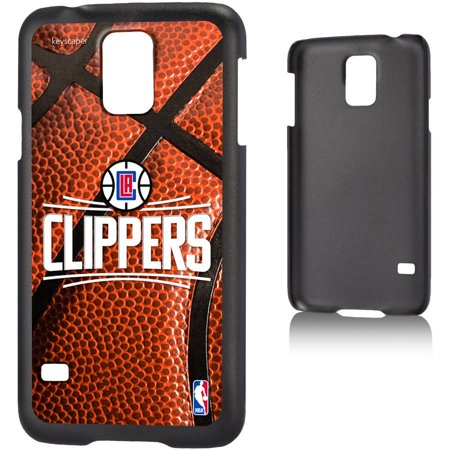 Los Angeles Clippers Basketball Design Samsung Galaxy S5 Slim Case by Keyscaper by