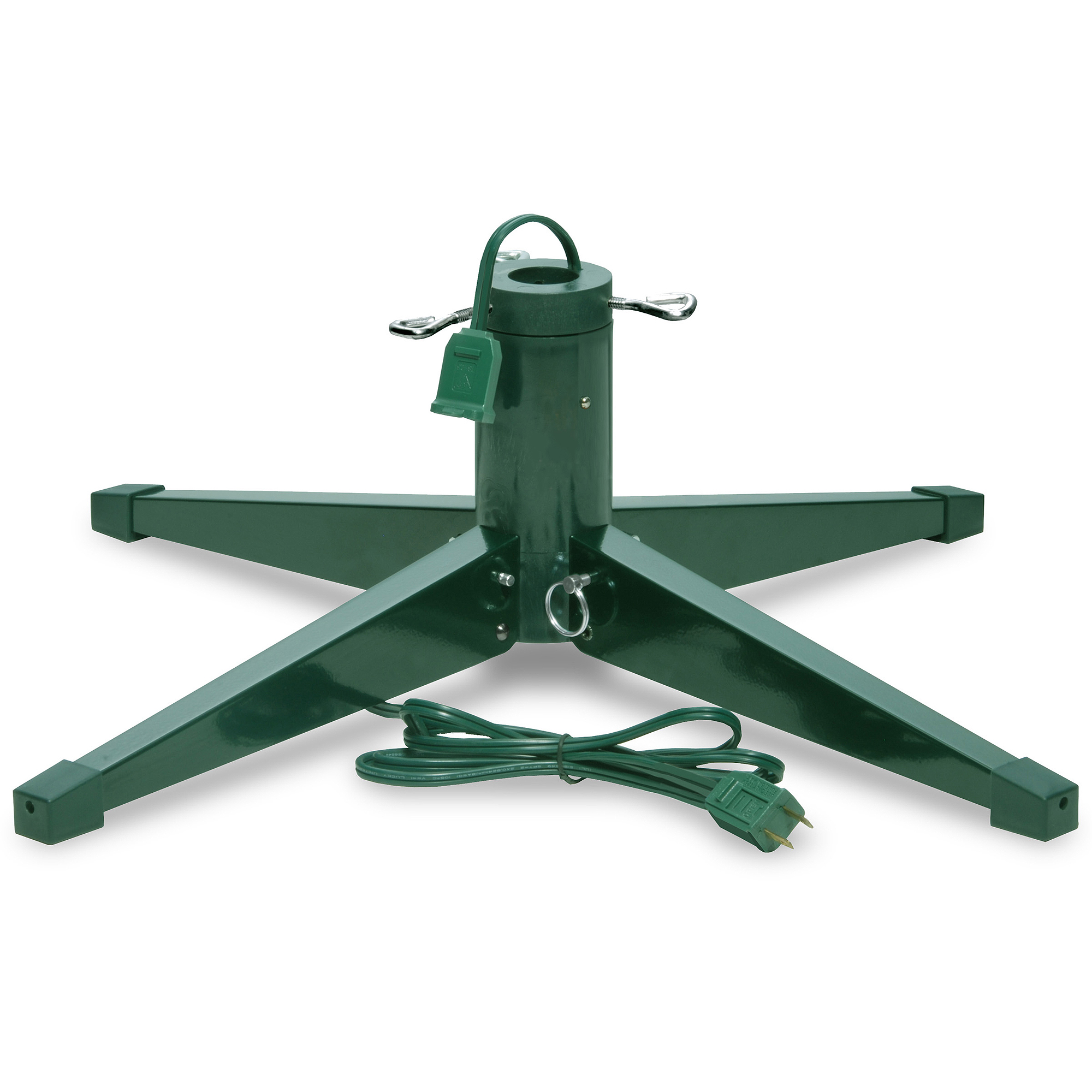 National Tree Revolving Stand 100 Pound Load Weight Walmart Com - Revolving Christmas Tree Stand