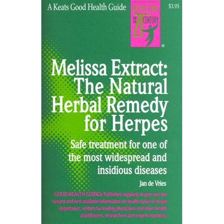 Melissa Extract: The Natural Remedy for Herpes
