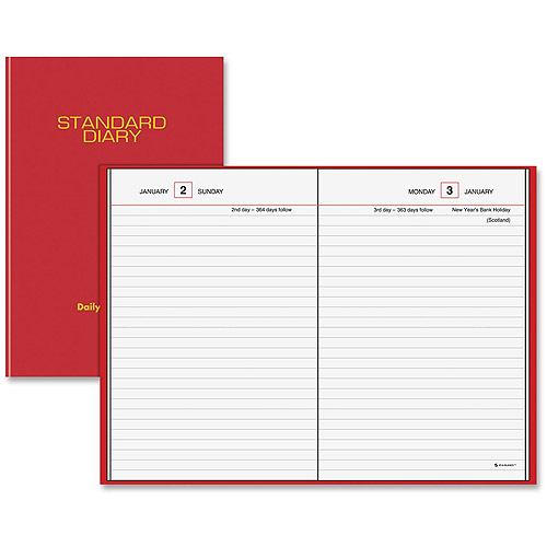 At-A-Glance Standard Diary Daily Reminder Notebooks