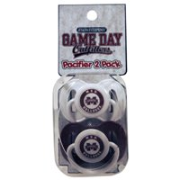 Mississippi State University Pacifier Pack