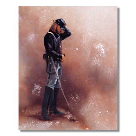 Civil War Union Solider Blue Yankee Officer Wall Picture 8x10 Art Print Yankees Autograph 8x10 Photo