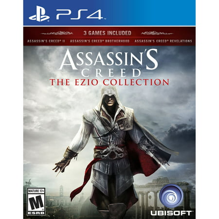 Image of Assassins Creed Ezio Collection - Pre-Owned (PS4)