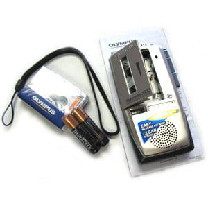 Olympus J500 Refurbished Microcassette Recorder