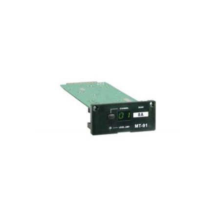 MIPRO MT-91 (5NC) Plug-in UHF 16-Channel Wireless Interlinking Transmitter Module (5NC Band)