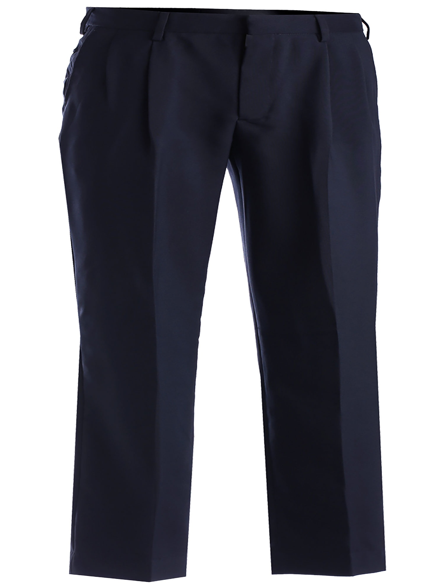 Edwards Garment Men's Wrinkle Resistant Pleated Pant, Style 2695