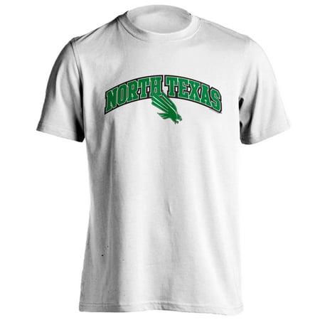 (North Texas UNT Classic Arch Logo Short Sleeve T-Shirt)