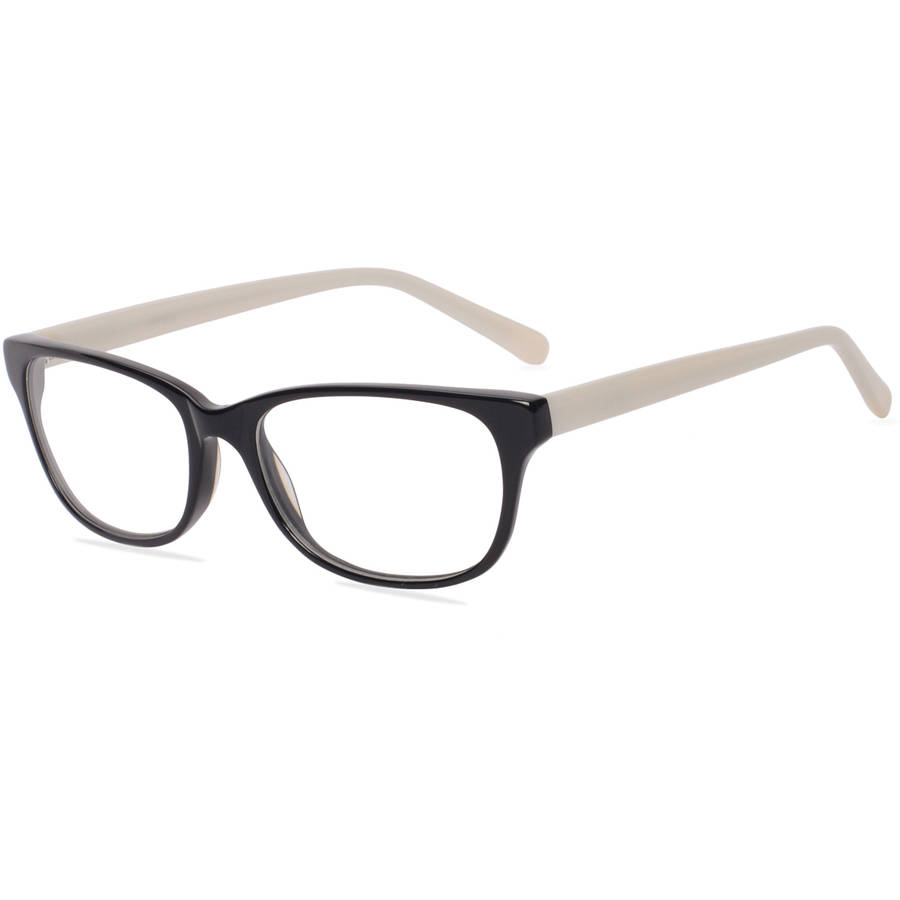 Contour Womens Prescription Glasses, FM14115 Black/Pearl White - Walmart.com at Walmart - Vision Center in Connersville, IN | Tuggl