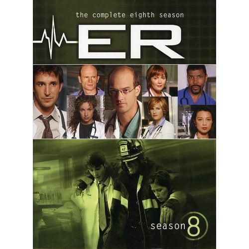 ER: The Complete Eighth Season (Widescreen)