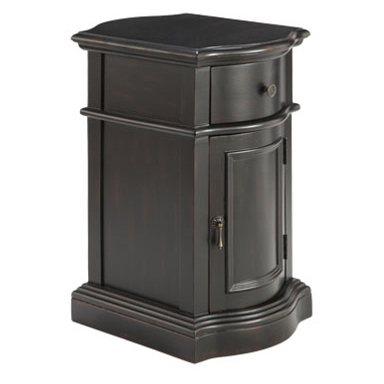 Stein World Petite Decorative Chest - Black