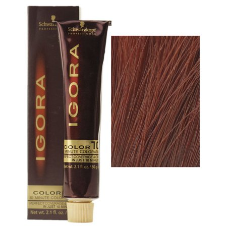schwarzkopf professional igora color10 hair color (color : 6-88 - dk ex red blonde) ()