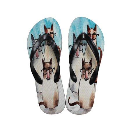 2e8e59d254c KuzmarK™ - KuzmarK Flip Flop Thong Sandals Unisex - Three Incognito ...