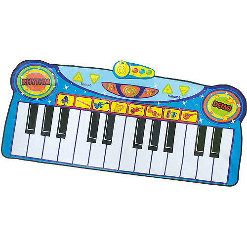 Little Virtuoso Romping Stomping Piano Mat Customer