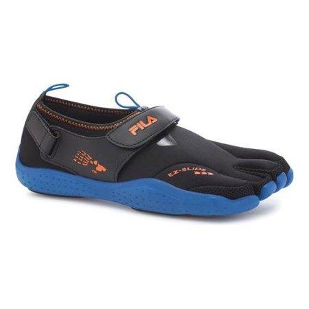 fila skeletoes ez slide drainage men's shoes five finger cross fit sneakers ()