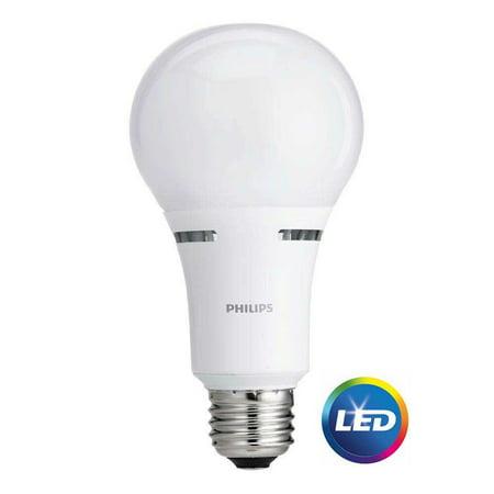 Philips Led 3 Way Light Bulb A21 Soft White 50 100 150 We