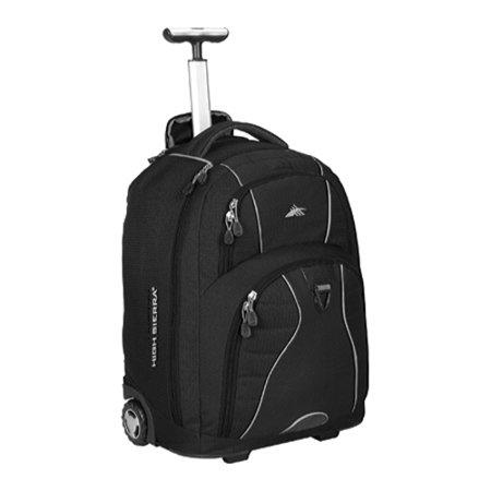 High Sierra Freewheel Wheeled Book Bag