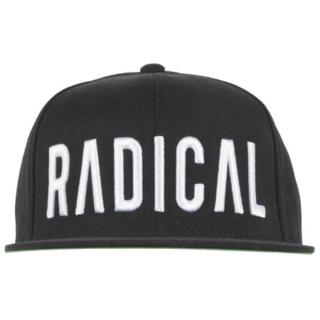 Black Scale Radical Snapback Headwear Cap BLVCK SCVLE Hat Streetwear Mens Black