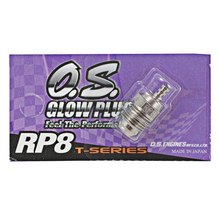 O.S. RP8 Turbo Glow Plug
