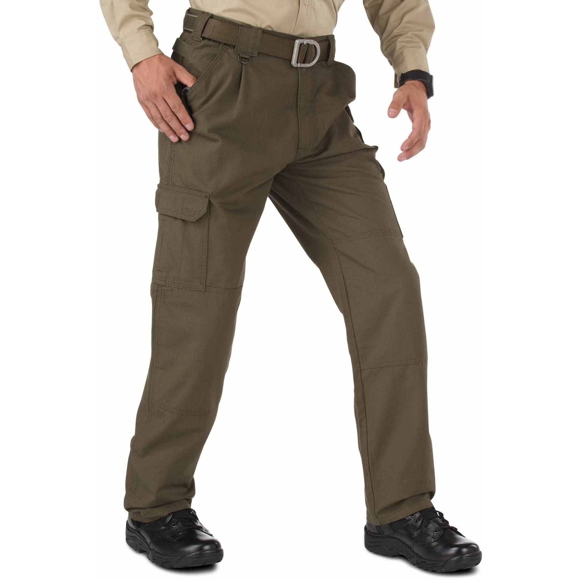 5.11 Tactical Men's Cotton Tactical Pant, Tundra