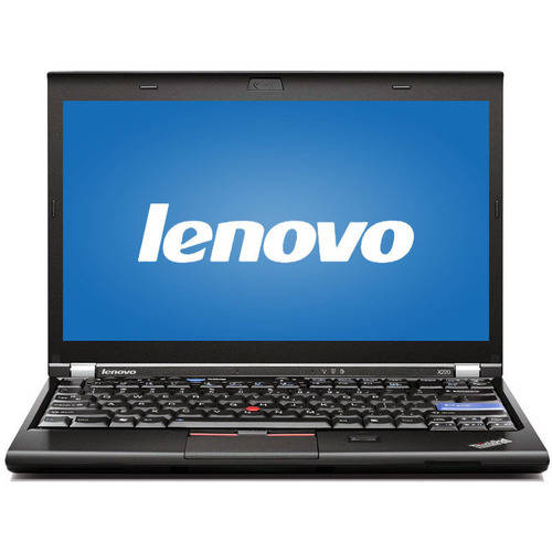 "Refurbished Lenovo ThinkPad X220 12"" Laptop, Windows 10 Pro, Intel Core i5-2520M Processor, 8GB RAM, 500GB Hard Drive"