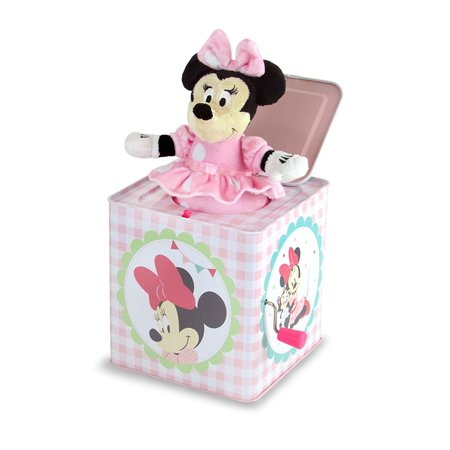 Disney Baby Minnie Mouse Jack-in-the-Box
