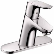 Hansgrohe 04370820 Focus Bathroom Faucet Single Hole Faucet with Lever Handle, Various Colors