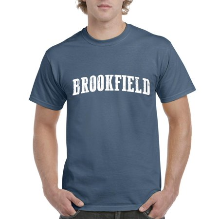 258b2776672 Artix - Brookfield Wisconsin T-Shirt Home University of Wisconsin and UW  Badgers Panthers Artix Mens Shirts - Walmart.com