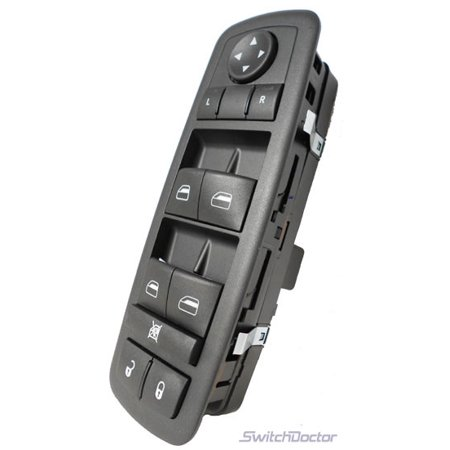 Jeep Grand Cherokee Master Power Window Switch 2011 2013