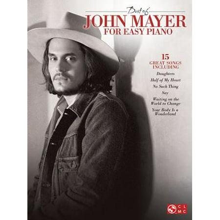 Best of John Mayer for Easy (John Mayer Photo)