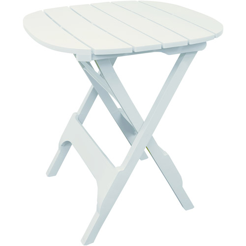 Adams Outdoor Bistro Table, White