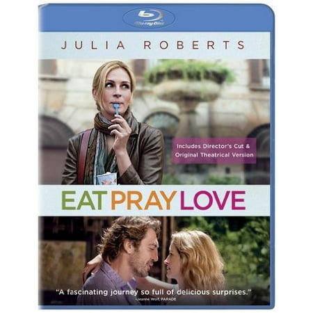 Eat Pray Love  Blu Ray