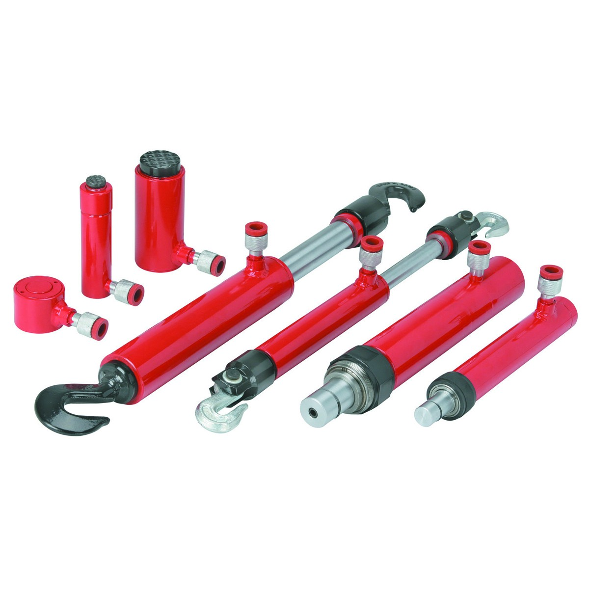 7 Pc Hydraulic Auto Body/Frame Repair Kit - Walmart.com