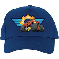 Personalized Blaze and the Monster Machines Mechanic Blue Baseball Hat