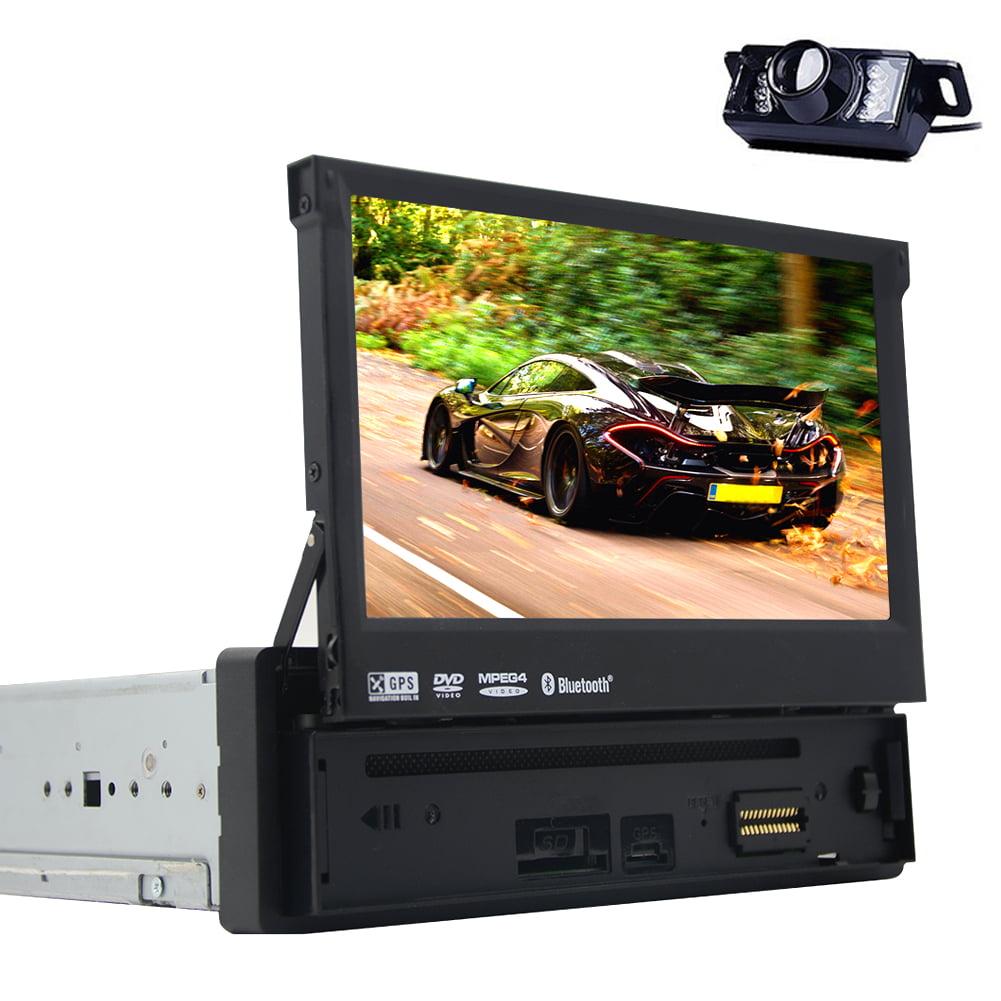 Bluetooth Digital Media Receiver 1 DIN Bluetooth Car Ster...