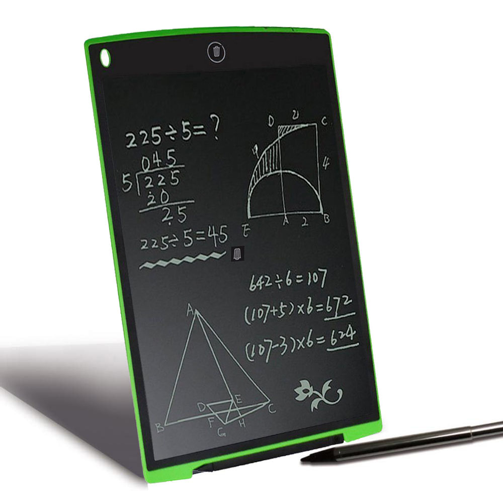 Electronic Digital LCD Writing Pad Tablet Drawing Graphics Board Notepad 8.5inch