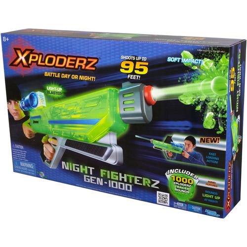 Xploderz Night Fighterz Gen 1000