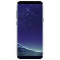 Samsung S8 Plus 64GB, Black Sky (AT&T)