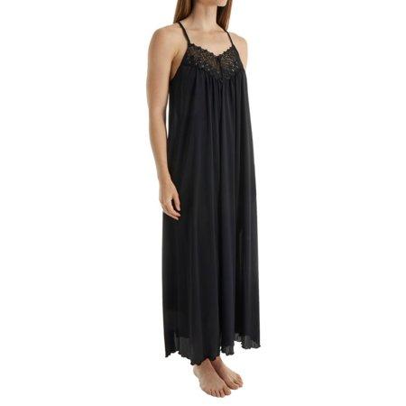 Women's Shadowline 31275 Beloved Sleeveless Long Gown