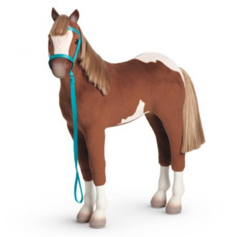American Girl Paint Filly Pony MyAG designed to be a pet for an 18 inch doll by