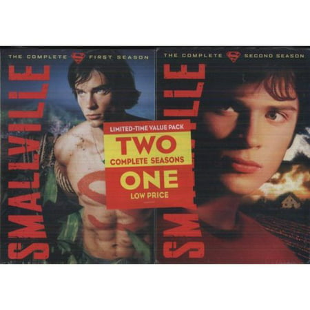 Smallville: The Complete First And Second Seasons (Widescreen)
