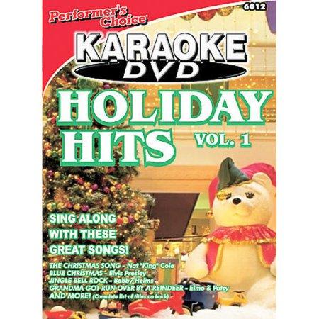 Holiday Karaoke - KARAOKE HOLIDAY SONGS