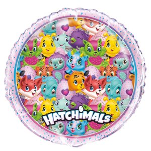 Foil Hatchimals Balloon, 18 in, 1ct