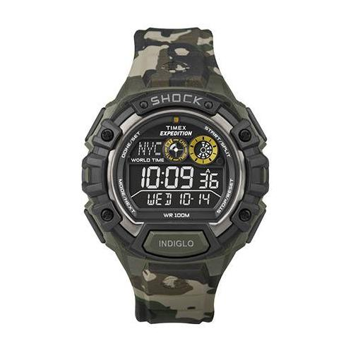 Timex Expedition Resin Mens Watch T49971 by Timex