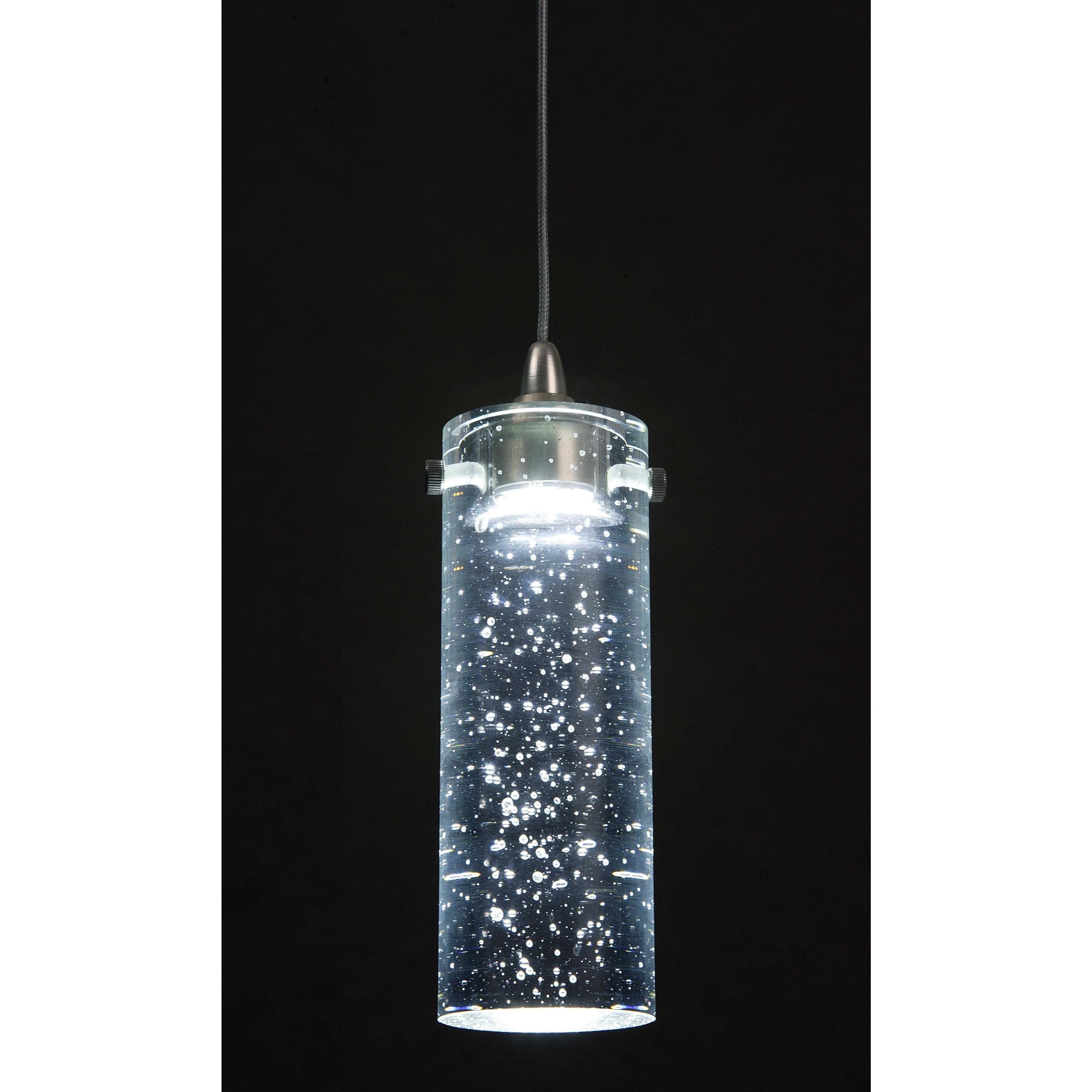 Cal Lighting PNL-1056//6-BS Low Voltage Mini Pendant Light